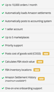A2X Amazon Accounting Software Pricing - Cheddar Review