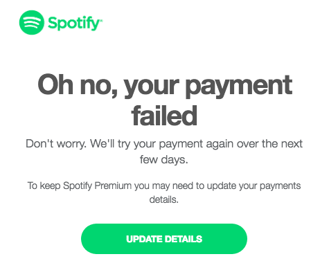Spotify Alert